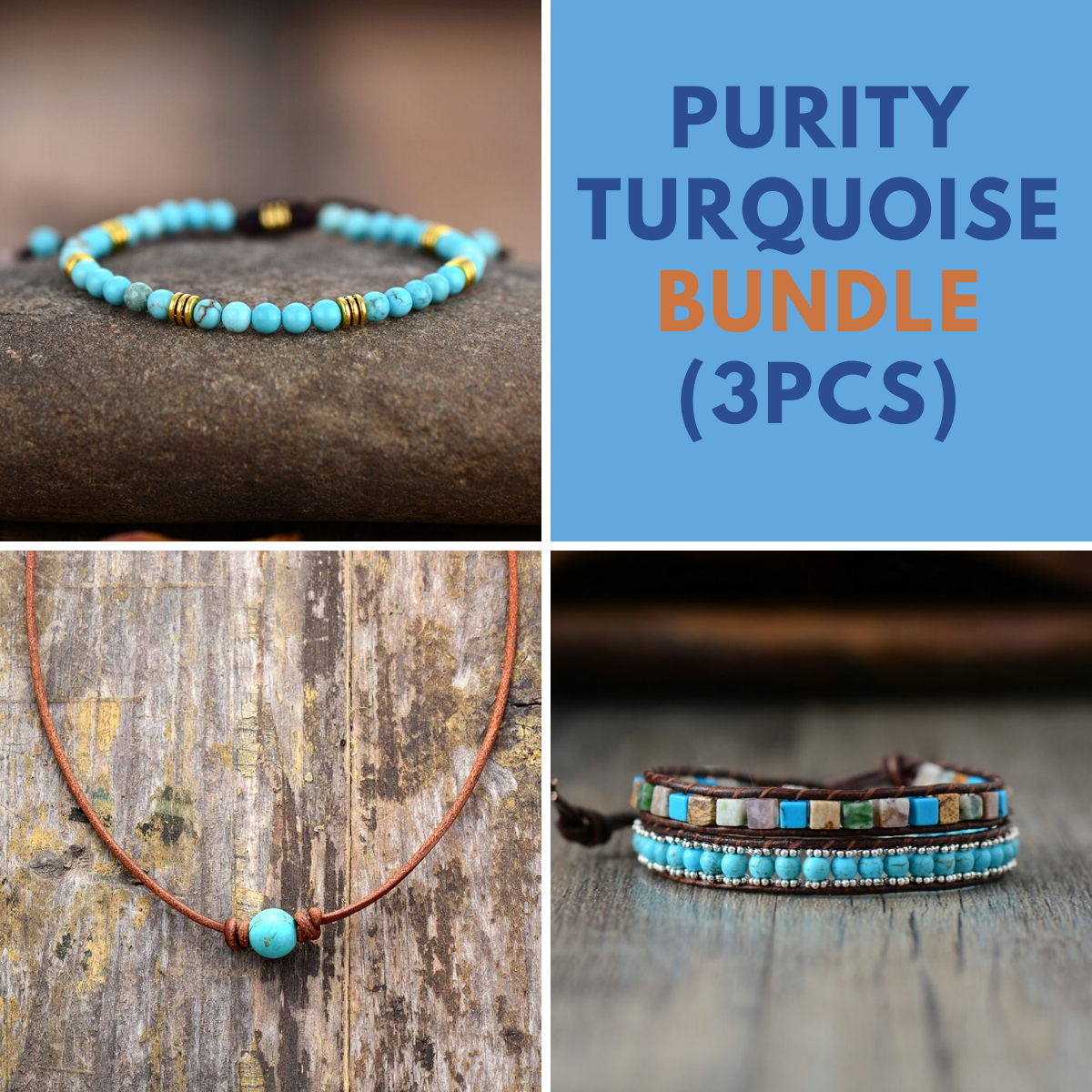 Purity Turquoise Bundle