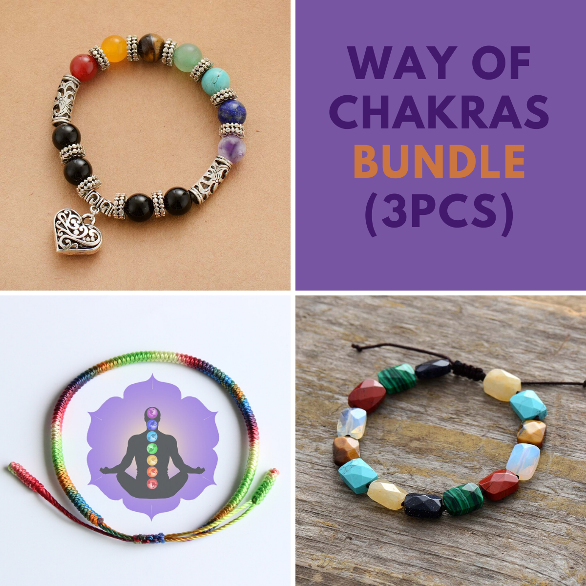 Way of Chakras Bundle