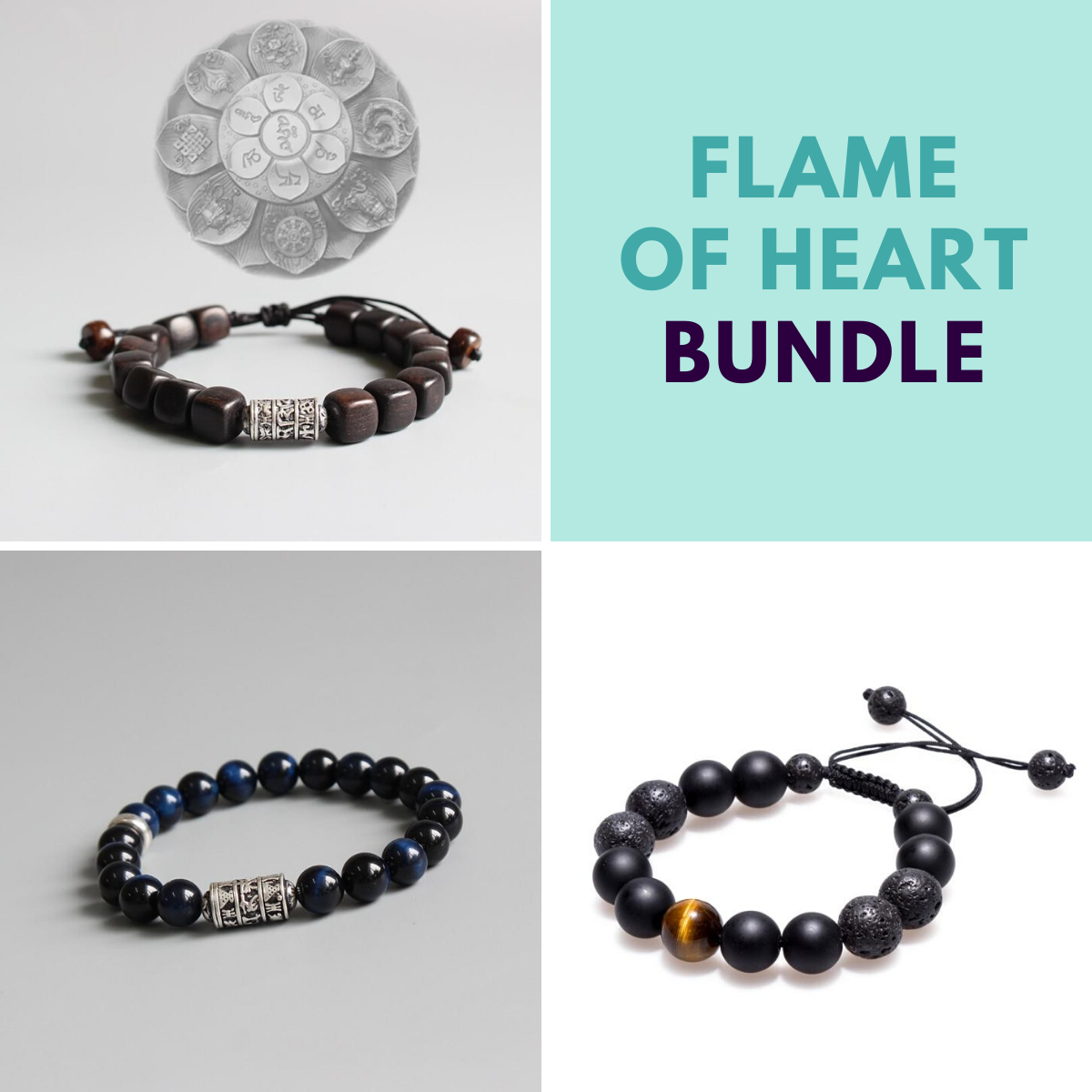 Flame of Heart Bundle