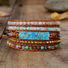Seas the Day Wrap Bracelet