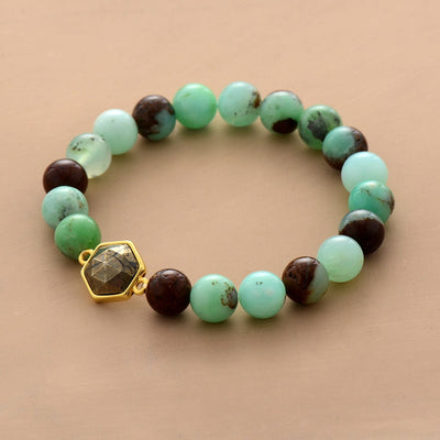 Earth Breathtaking Crystal Bracelet