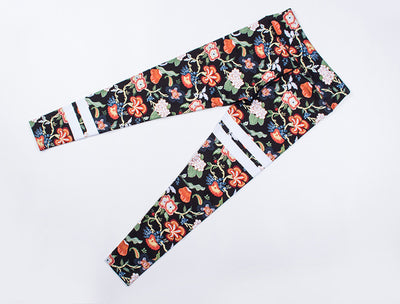 Floral Yoga Leggings