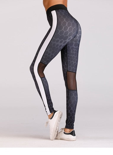 Street Yoga Leggings