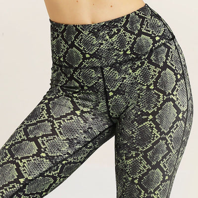 Anaconda Yoga Leggings