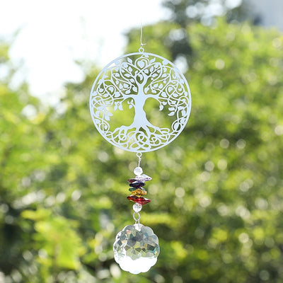 Purity Tree of Life Suncatcher