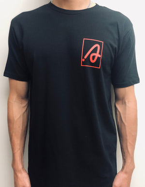 Red Back Classic Tee