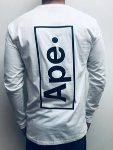 White Ape long sleeve