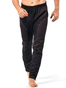 INBIKE Men's Winter Thermal Sports Pants Black