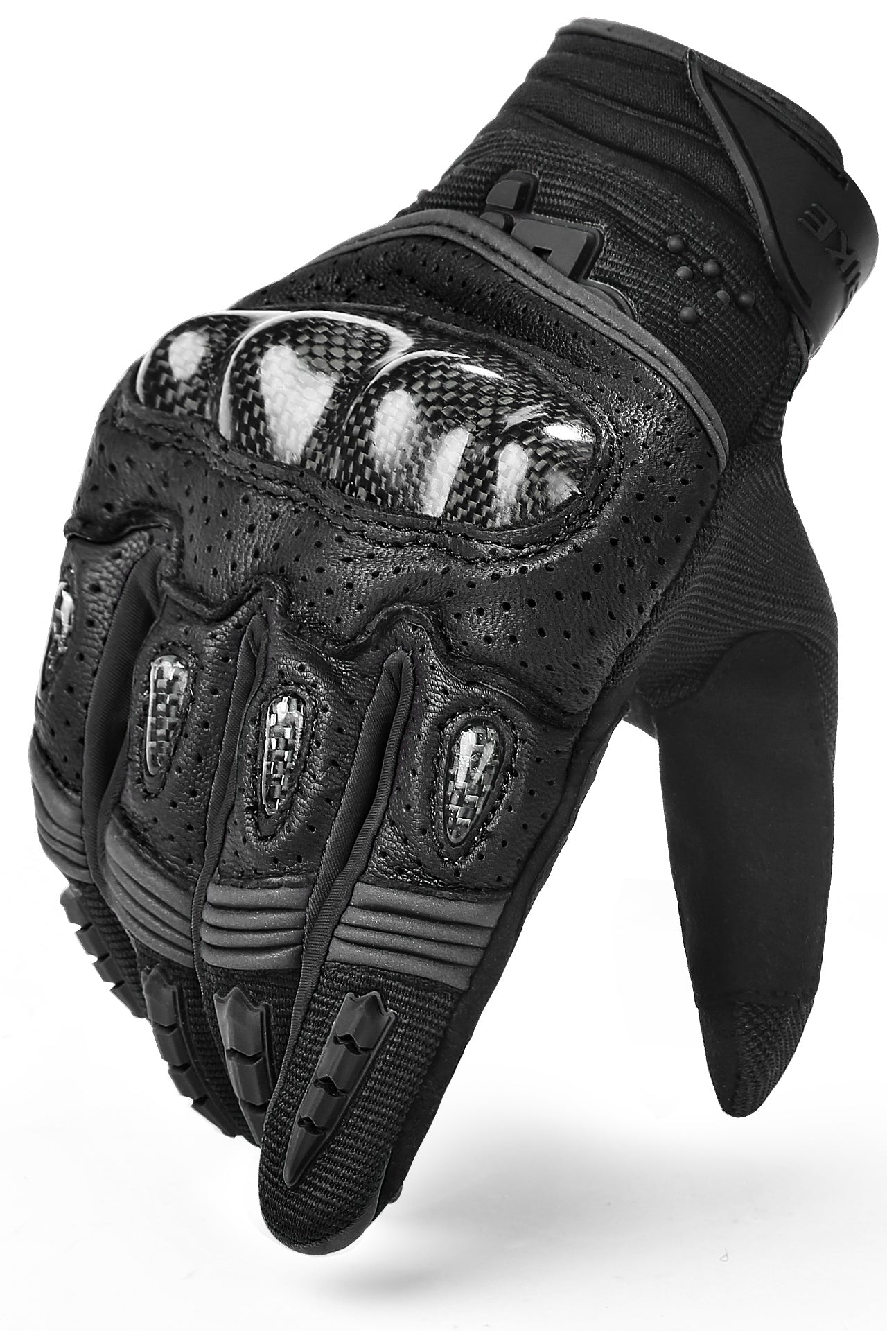 Urban & Cross Country Motorcycle Glove Black
