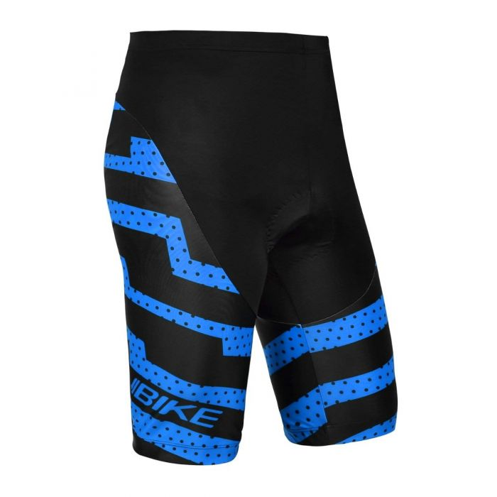 INBIKE Men's Cycling Shorts with Pad Blue