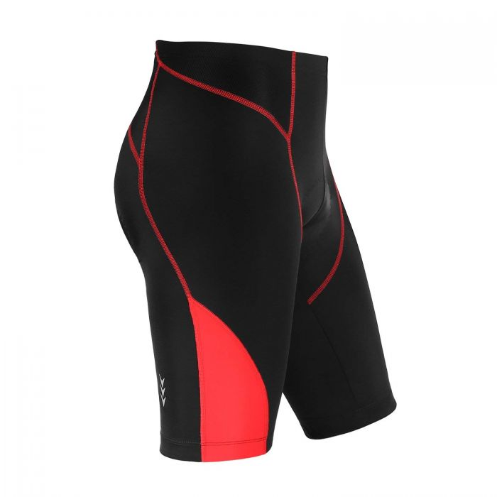 INBIKE Men Bike Shorts Red