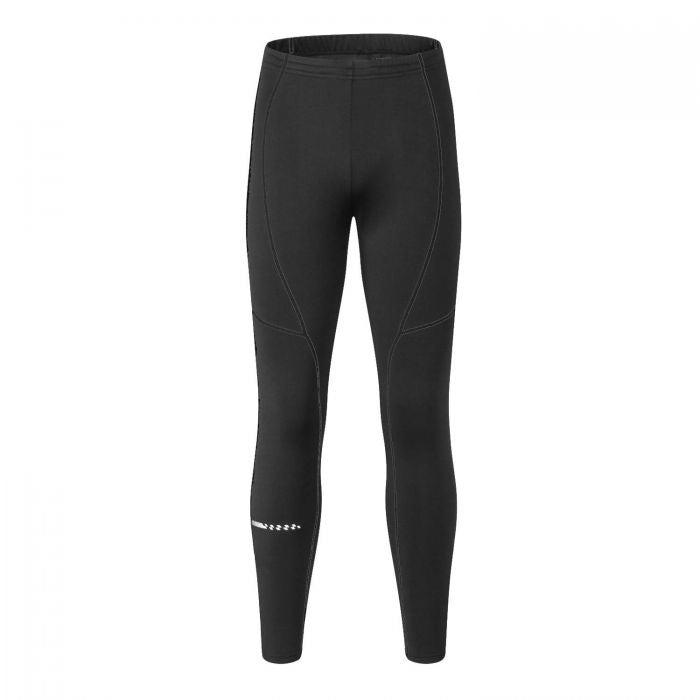 INBIKE Men's  Cycling Fleece Pants Black