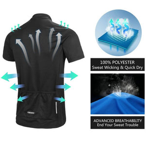 short sleeve cycling jersey sale