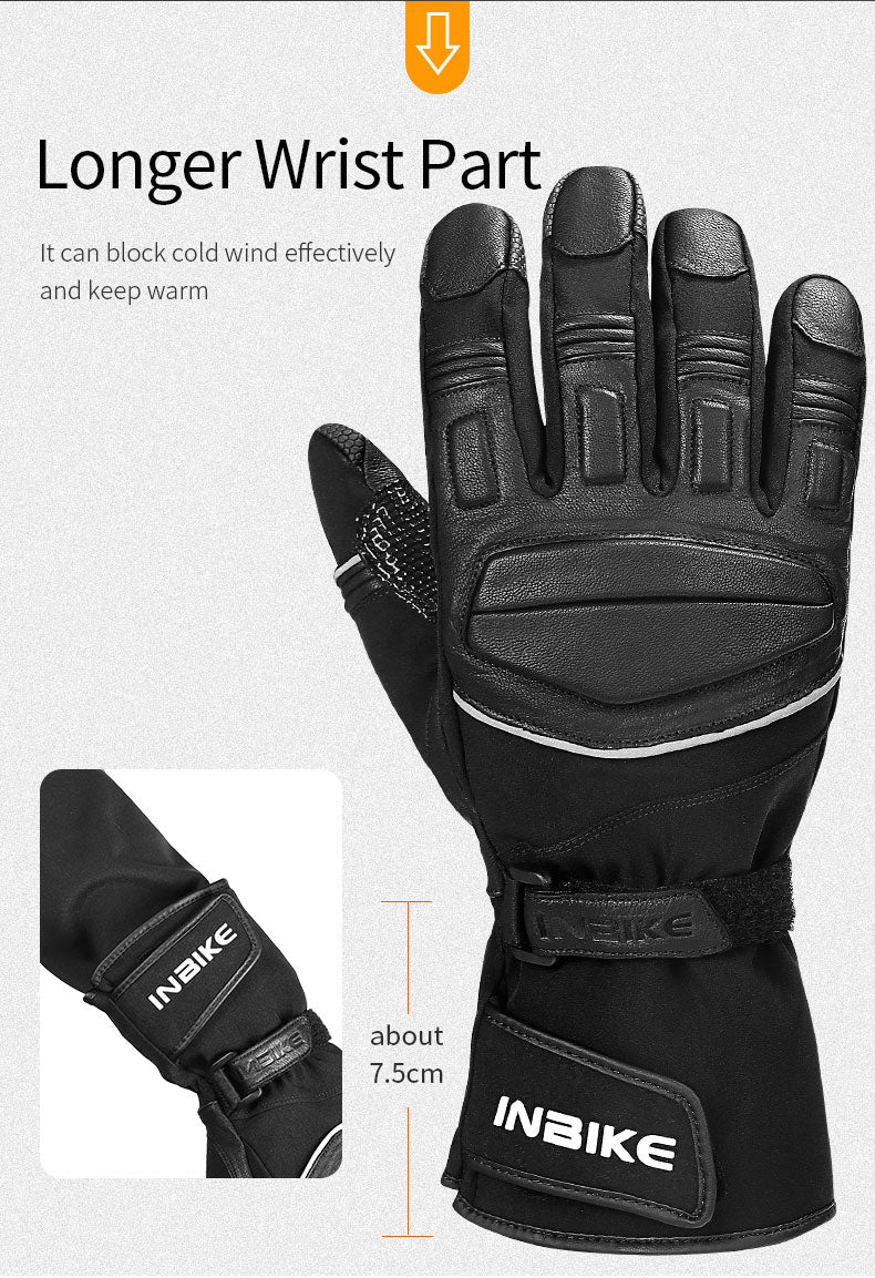 INBIKE Winter Outdoor Motorcycle Glove
