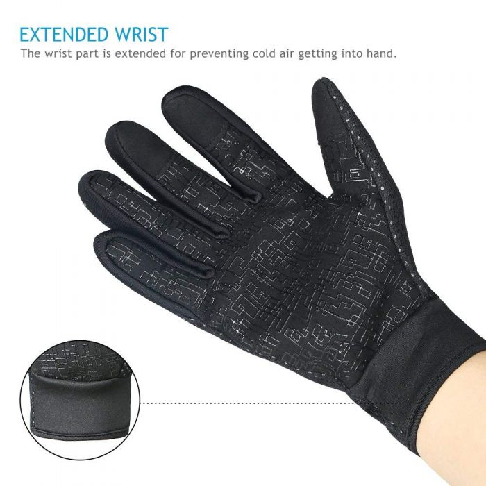 winter bike riding gloves