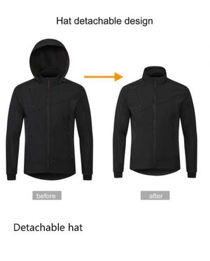 detachable hat design