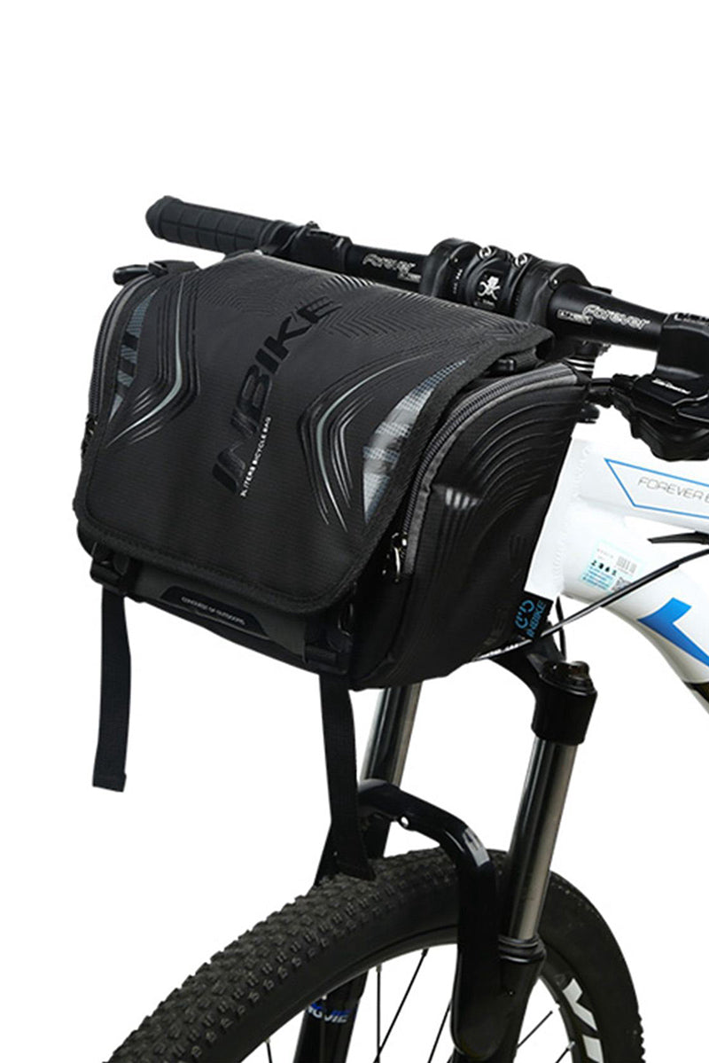 quick release handlebar bag
