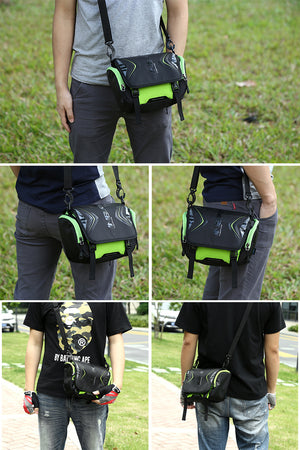 multifunctional bike bag