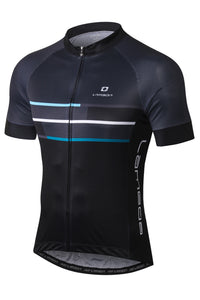 Men's Short Sleeve Cycling & Running Jersey