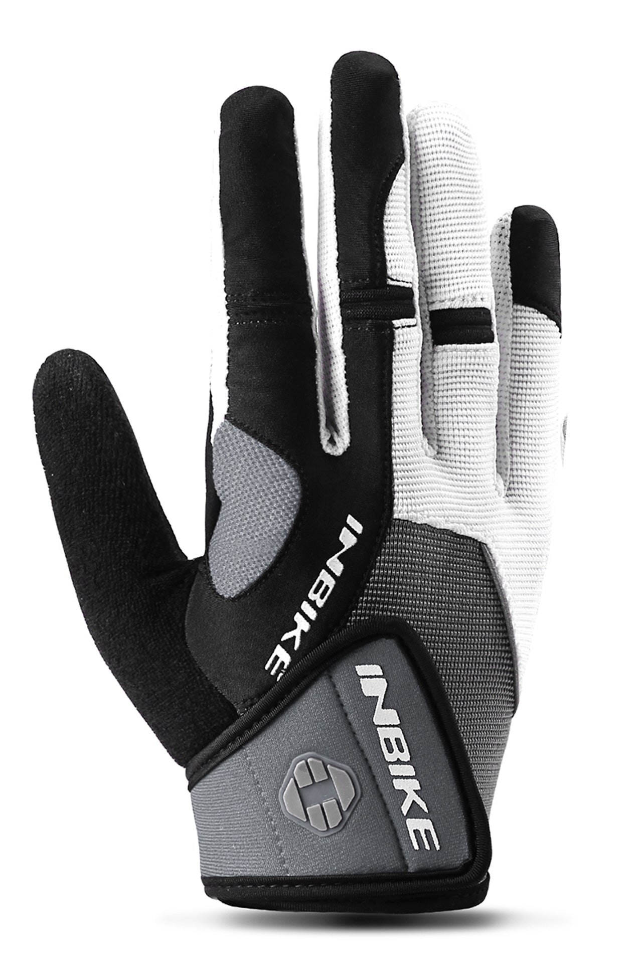 INBIKE Breathable Full Finger Bike Gloves