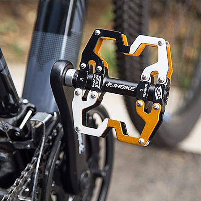 INBIKE Mountain Bike Flat Pedals