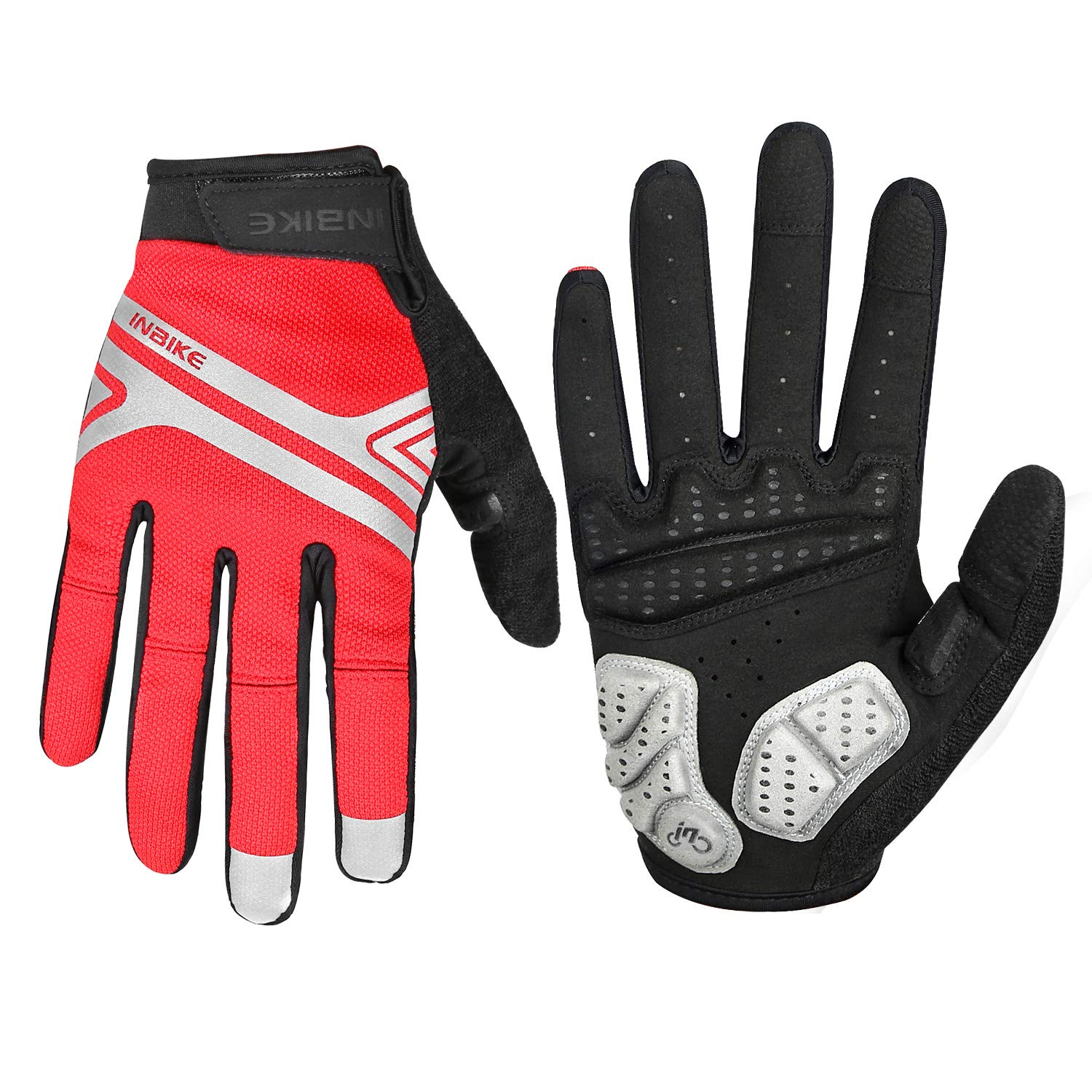 INBIKE Full Finger Bike Gloves