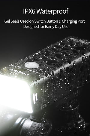 wateproof bike headlight