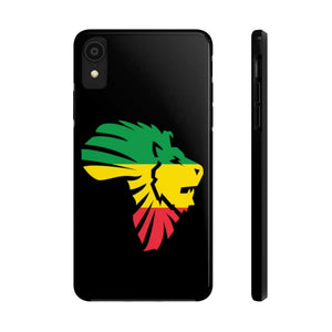 African LionHead Case Mate Tough Phone Cases - iPhone XR - Phone Case