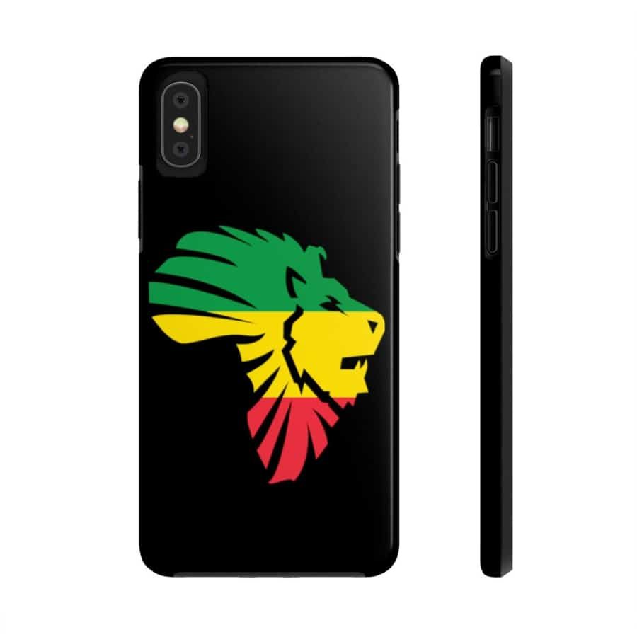 African LionHead Case Mate Tough Phone Cases - iPhone 6/6s Plus Tough - Phone Case