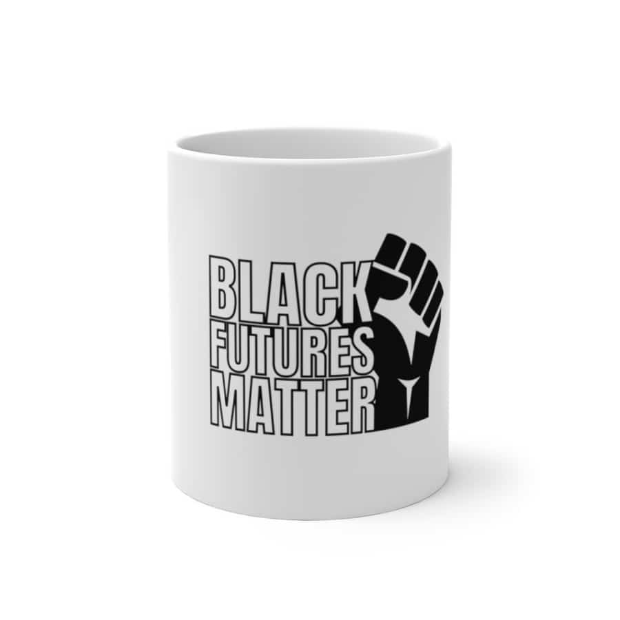 Afrocentric Black Futures Matter Color Changing Mug - 11oz - Mug