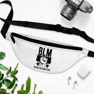 Afrocentric BLM Fanny Pack - One Size - Bags
