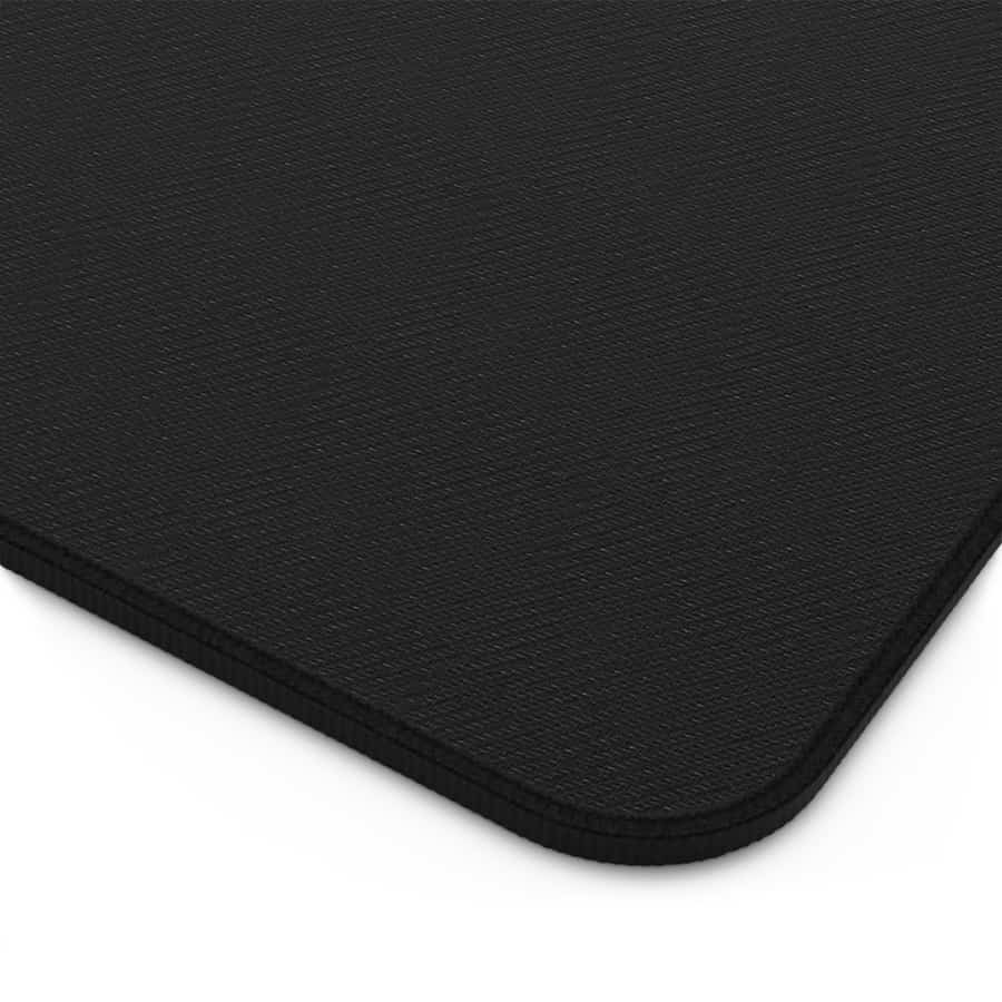 Afrocentric Fist Bottom BLM Desk Mat - Home Decor