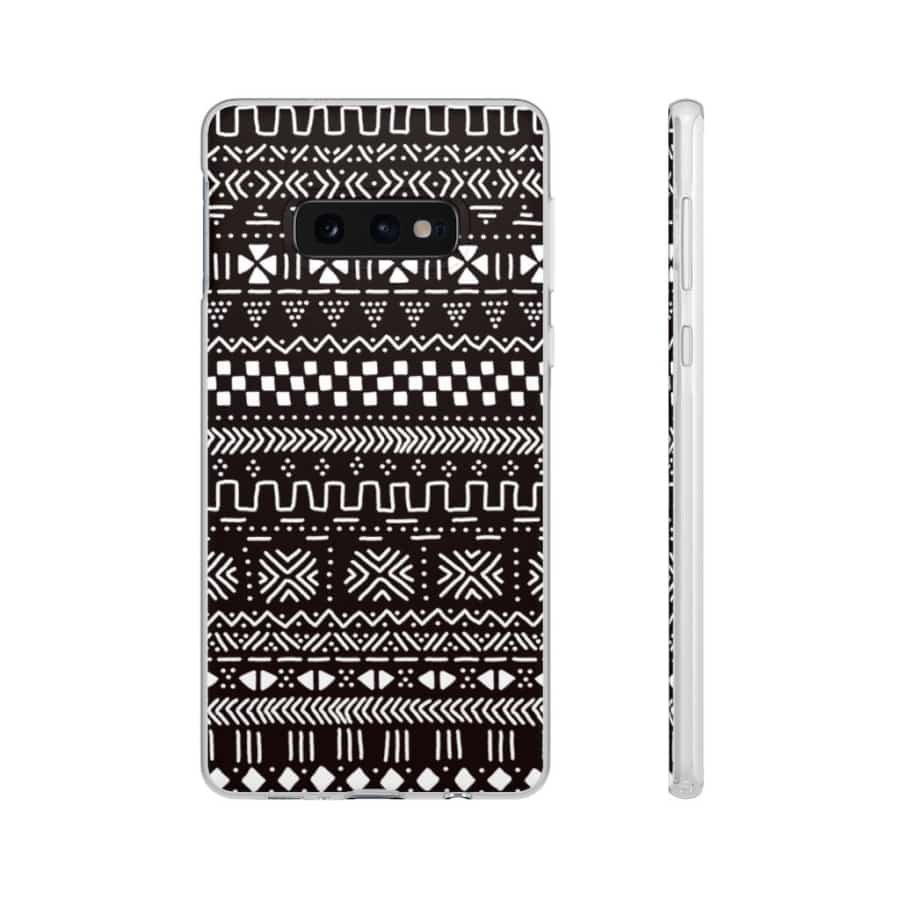 Tribal African Tribal Flexi Cases - Samsung Galaxy S10E - Phone Case