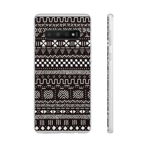 Tribal African Tribal Flexi Cases - Samsung Galaxy S10 - Phone Case
