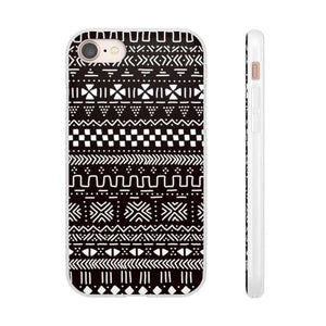 Tribal African Tribal Flexi Cases - iPhone 8 - Phone Case