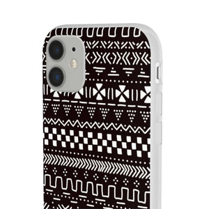 Tribal African Tribal Flexi Cases - Phone Case