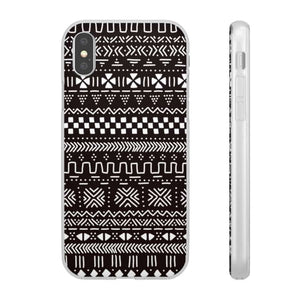 Tribal African Tribal Flexi Cases - iPhone X - Phone Case