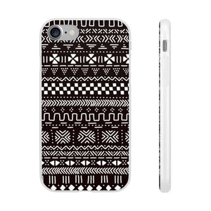 Tribal African Tribal Flexi Cases - iPhone 7 - Phone Case