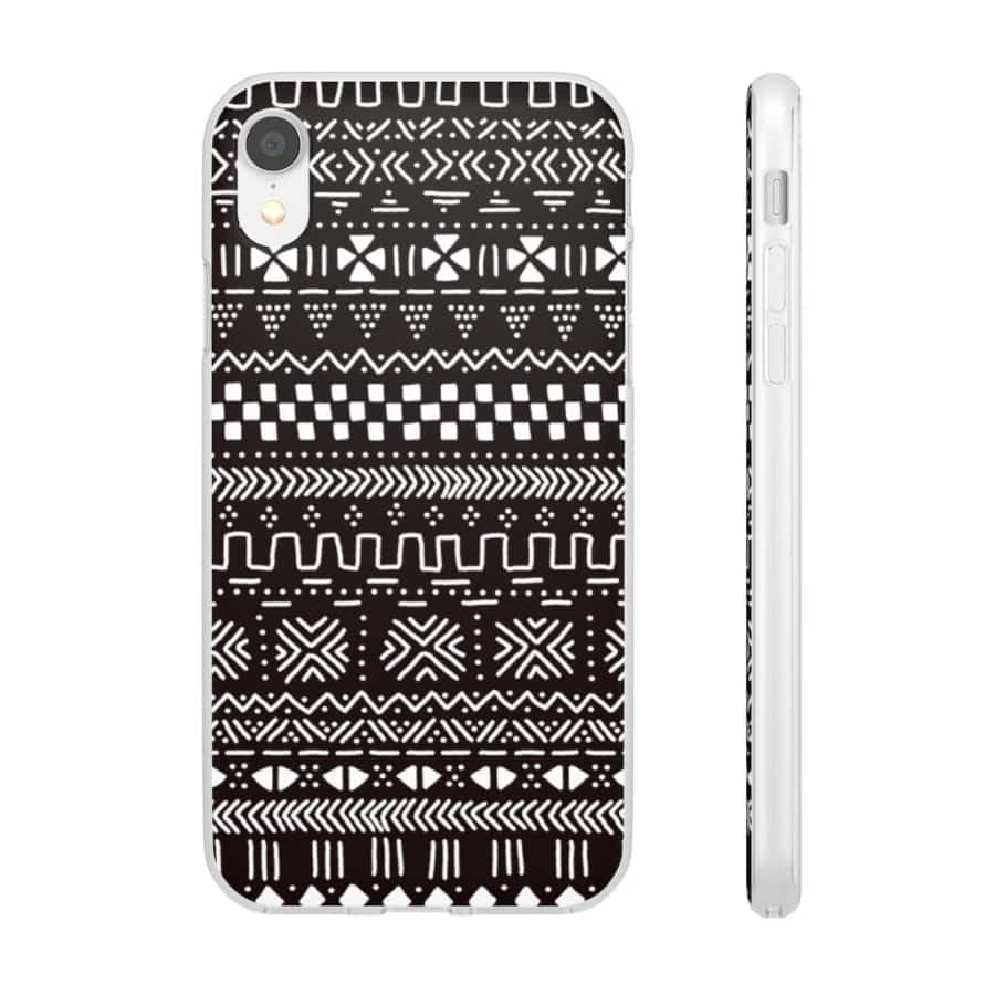 Tribal African Tribal Flexi Cases - iPhone XR - Phone Case