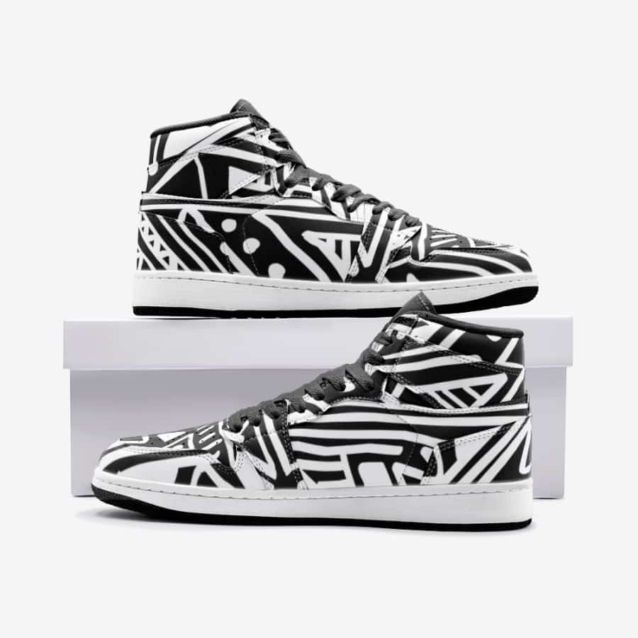 Unisex Sneaker TR - 5.5 Women / White - Men's Shoes