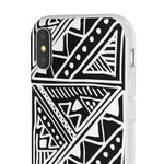 White African Tribal Mud-cloth Flexi Phone cases - Phone Case