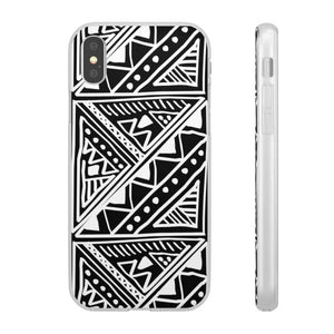 White African Tribal Mudcloth Flexi Phone cases - Phone Case