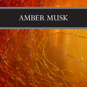 Amber Musk Reed Diffuser