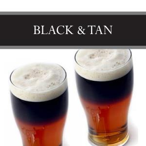 Black & Tan Candle