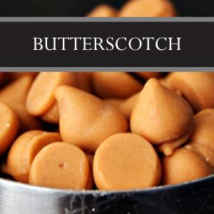 Butterscotch Wax Tart
