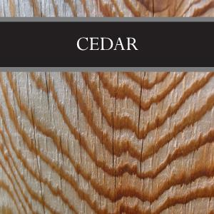Cedar 3-Pack Bar Soap