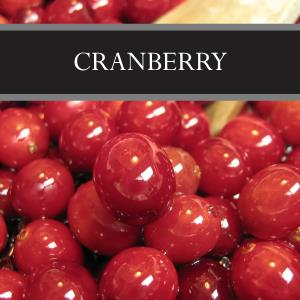 Cranberry Wax Tart
