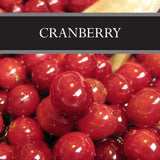 Cranberry 3-Pack Bar Soap