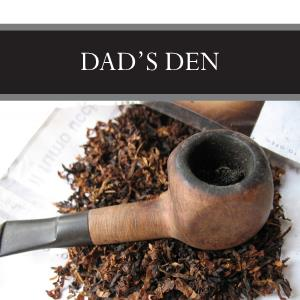 Dad's Den Wax Tart