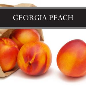 Georgia Peach Wax Tart